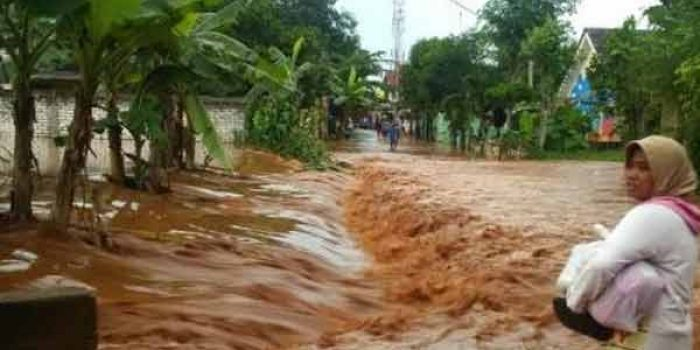 banjir bandang di kabupaten tuban